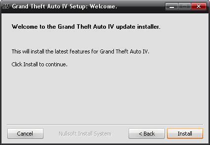 Категория Патчи для GTA 4 Название Оффициальный патч для GTA 4 1.0.1