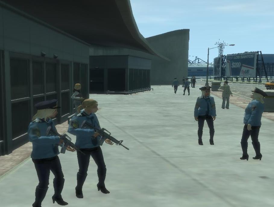 Скачать Мод Gta 4 Полицейский Мод - фото 7